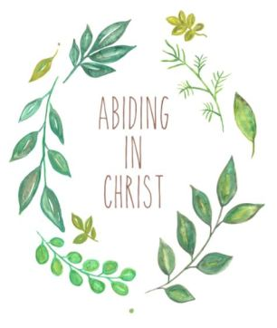 Image result for abiding in christ