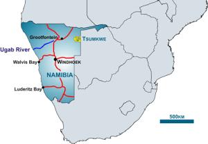 tsumkwe-location